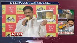 YCP Chief YS Jagan Mohan Reddy Only Aim is To Became CM For AP | ABN Telugu