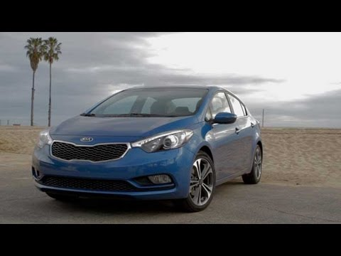 2014 Kia Forte Video Review — Edmunds.com