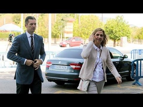 Ισπανία: 19 χρόνια κάθειρξης πρότεινε ο εισαγγελέας για τον σύζυγο της πριγκίπισσας Κριστίνα