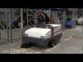 Veegmachine Dulevo 100 geleverd aan Gourmet (teler van sjalotten, uien en knoflook)