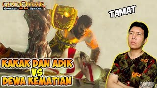 Video Kratos dan Deimos lawan Thanatos - God of War Ghost of Sparta MP3, 3GP, MP4, WEBM, AVI, FLV Agustus 2019