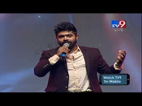 Singer Revanth Crazy Speech at Oxygen Audio Launch || TV9 || Gopi Chand || Rashi Khanna