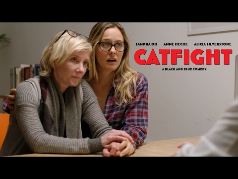 Catfight (2017) (Trailer)