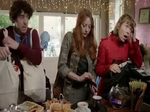 Motherland clips  S1- EP 1  - Paul ready as Kevin