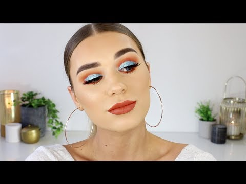 Let's Catch Up | Colourful Makeup Tutorial CCGRWM!