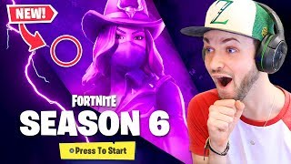 Download Video NEW Season 6 *SECRET* in Fortnite... MP3 3GP MP4