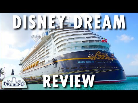 Disney Dream Tour & Review ~ Disney Cruise Line ~ Cruise Ship Tour & Review