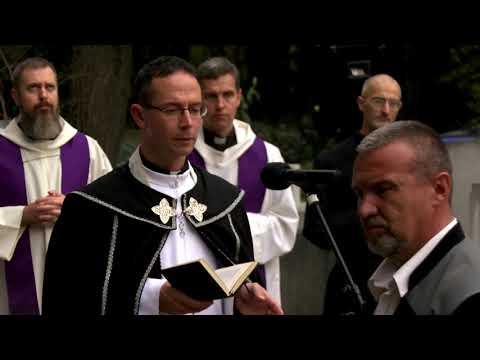 2018-10-18 Dr. Kállay Emil piarista szerzetes temetése 2018.10.18.