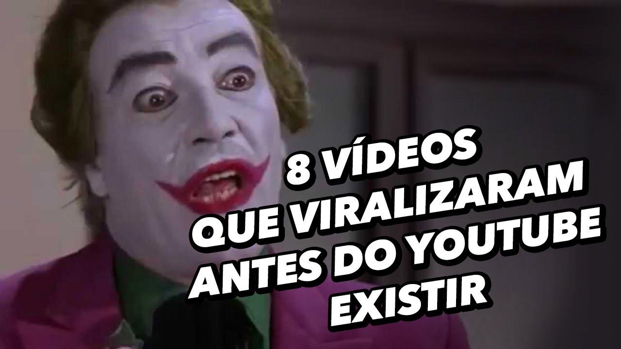 8 vídeos que viralizaram antes do YouTube existir