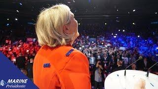 Video Grand meeting de Marine Le Pen au Zénith de Paris (17/04/2017) MP3, 3GP, MP4, WEBM, AVI, FLV Juni 2017
