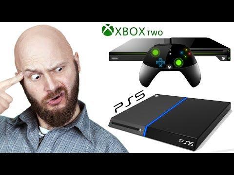 Игросториз: Консоли нового поколения, PS5 и XBOX Two