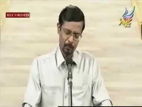 Bro. Vincent Selvakumar - Prophecy 2011 - 6