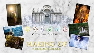 Making Of - Olympus Nature