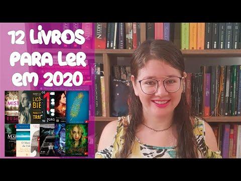 12 Livros para ler em 2020