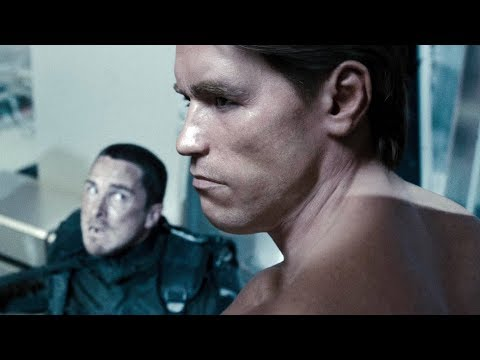 John Connor meets T-800 | Terminator Salvation [Director's Cut]