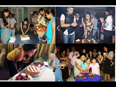 Television Actors & Their Birthday Bash Pictures |