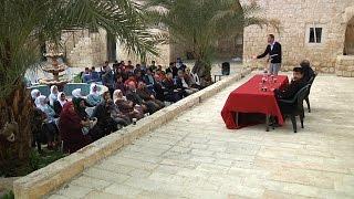 الرؤيا الفلسطينية تنظم لقاء مساءلة لطلاب مدارس كفر اللبد مع صناع قرار