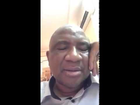 Phillip chiyangwa selfie video to girlfriend