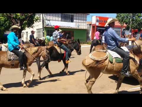 Cavalgada de Brejo Grande do Araguaia-PA 2004
