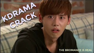 Video THE BROMANCE IS REAL || KDrama Crack/Funny Scenes MP3, 3GP, MP4, WEBM, AVI, FLV Maret 2018