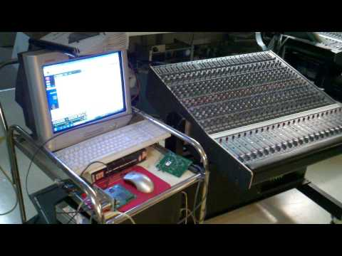 Martinsound Flying Faders System for Neve 8068