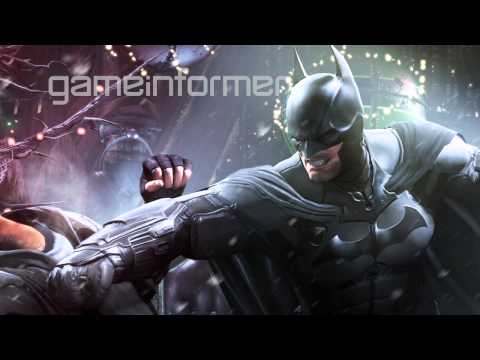 0 Batman: Arkham Origins | Preview