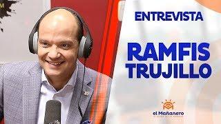 Entrevista a Ramfis Trujillo, Junio 2019 en El Mañanero
