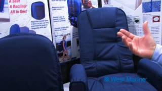 West Marine's Go Anywhere Seats are the perfect accessory for daysailing, cruising, fishing and days on the beach. Easy to carry and stow, both seats feature...