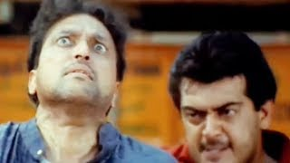 Video Ajith(Guru) comes to know about his father's death and Killed Babu Anthony took his father reveneg MP3, 3GP, MP4, WEBM, AVI, FLV Desember 2018