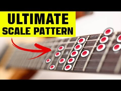 """""""Ultimate"""" Scale Pattern – Do This EVERY SINGLE Day! (PRACTICE OR NOT)"""