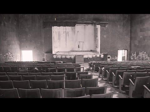 En Samper de Calanda, Teruel, el antiguo cine lleva más de 20 años cerrado