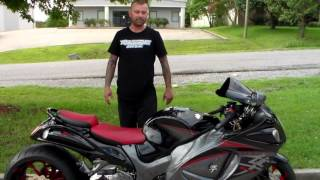 8. 2016 hayabusa 300kit by allthingschrome 0 miles  details details  1 615 431 2294
