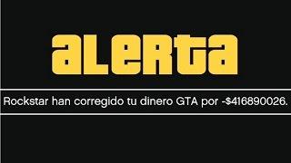 NO JUEGUES GTA 5 ONLINE HASTA QUE VEAS ESTO... (alerta a todos los jugadores) - GTA 5 Online & GTA V Online Gameplay!NO JUEGUES GTA 5 ONLINE HASTA QUE VEAS LO QUE HIZO ROCKSTAR GAMES!! - GTA 5 Online & GTA V OnlineSi te gustó, suscríbete! http://goo.gl/Uf8vKySigueme en Twitter! http://goo.gl/g75DBAFacebook!! https://goo.gl/dnczBaCanales AmigosDutygameplays http://goo.gl/lac2IgNilcobax http://goo.gl/6bEjfuFran MG http://goo.gl/6iEaALGracias por ver este video que tengas un buen dia!!