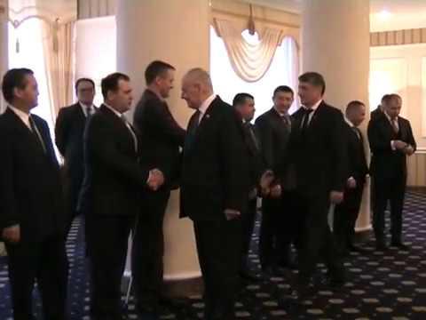 Президент Республики Молдова Николае Тимофти подписал указ о назначении Генерального прокурора