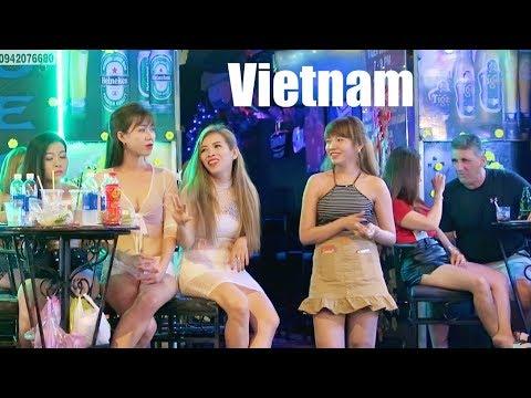 Vietnam Nightlife 2018 - Bars, Cheap Beer & Girls!!!