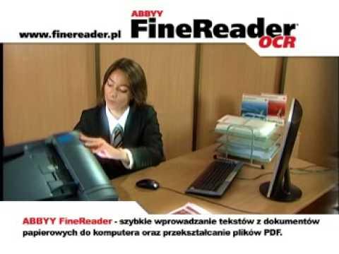 ABBYY FineReader, program OCR