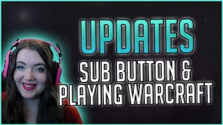Woo another update video! Go over losing additional weight, Twitch sub button, and why I'm playing World of Warcraft again.Thanks for watching! I upload new videos weekly. Don't forget to subscribe, like, and comment.Find MeTwitch: http://twitch.tv/veroicone (stream weekly!)Twitter: http://twitter.com/veroiconeInstagram: http://instagram.com/veroiconeDiscord Server: https://discord.gg/4BwcgsUWebsite: http://veroicone.comAmazon Wishlist: http://amzn.com/w/3EP7VQPGX5VTV