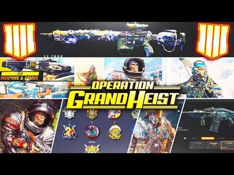 Prop hunt - Black Ops 4: Everything You Need to Know About Operation Grand Heist (BO4 Update 1.13 New DLC)