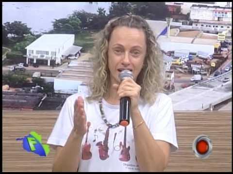 participação do  renomado violinista no Fala Ji-Paraná