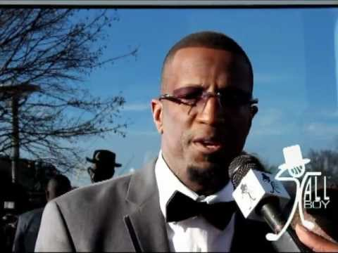 Rickey Smiley.tells us why he brought his son to the Trumpet Awards