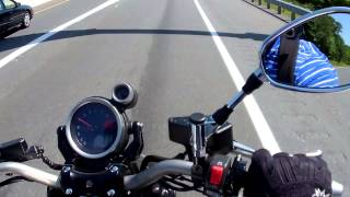 5. Yamaha Star Vmax 2014 Top Speed