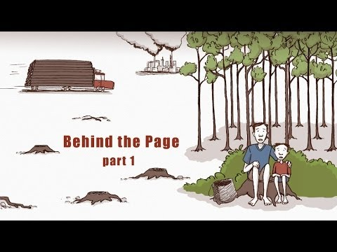 Behind the Page - Part 1
