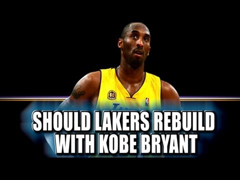 should Lakers rebuild with Kobe Bryant not Dwight Howard