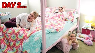 Video Last To Get Out of the BEDROOM WINS $10,000 CHALLENGE! MP3, 3GP, MP4, WEBM, AVI, FLV Juni 2019