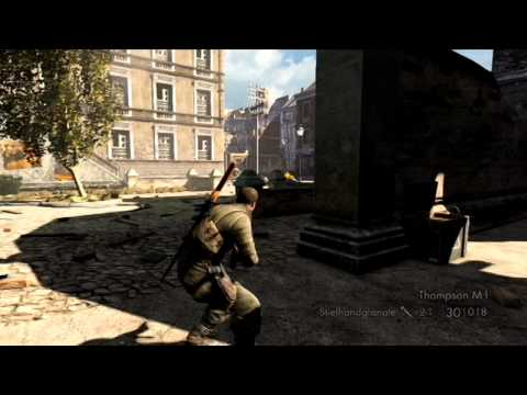 sniper elite xbox 360 youtube