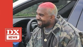 Kanye West Is Contractually Obligated To NEVER Retire From Music Ever Legally