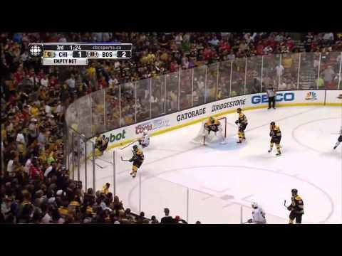 Бостон Чикаго 2 3 Матч 6 Финал Кубка Стэнли 2013 (видео)