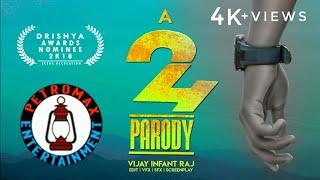 A 24 PARODY - Vijay Infant Raj   Naveen kumar   Sahithiyan   Vijay Sarravanan   Sebastin Rozario J