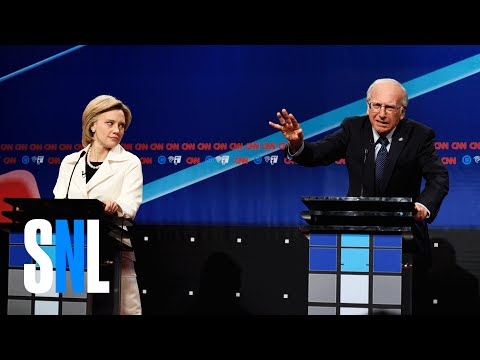 Brooklyn Democratic Debate - SNL - COMEDY!! lol