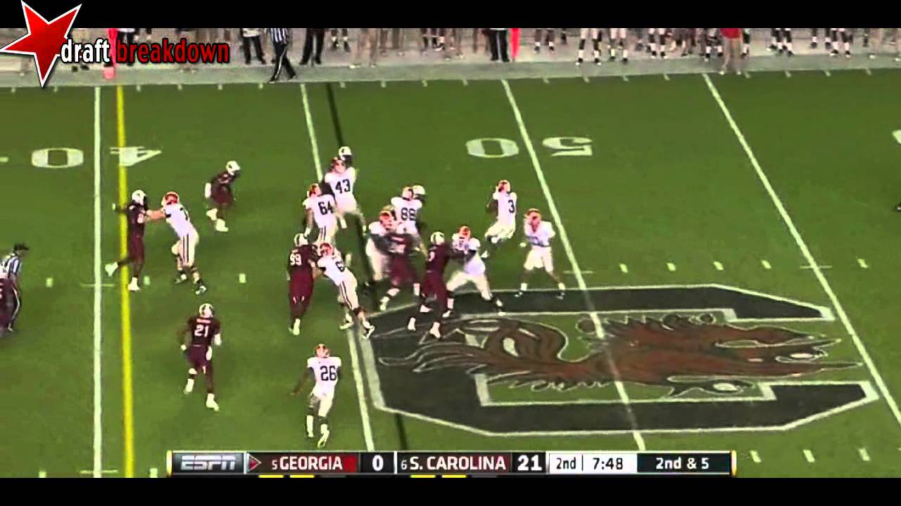 Jadeveon Clowney vs Georgia (2012)